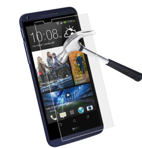 OCHRANNÉ TEMPEROVANÉ SKLO pro HTC Desire 320 (Tvrzenné ochranné sklo HTC Desire 320)