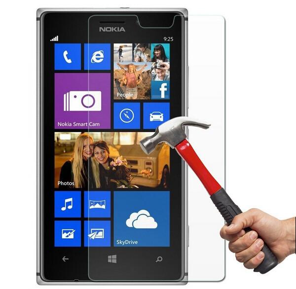 OCHRANNÉ TEMPEROVANÉ SKLO Nokia Lumia 520 (Tvrzenné ochranné sklo Nokia Lumia 520)