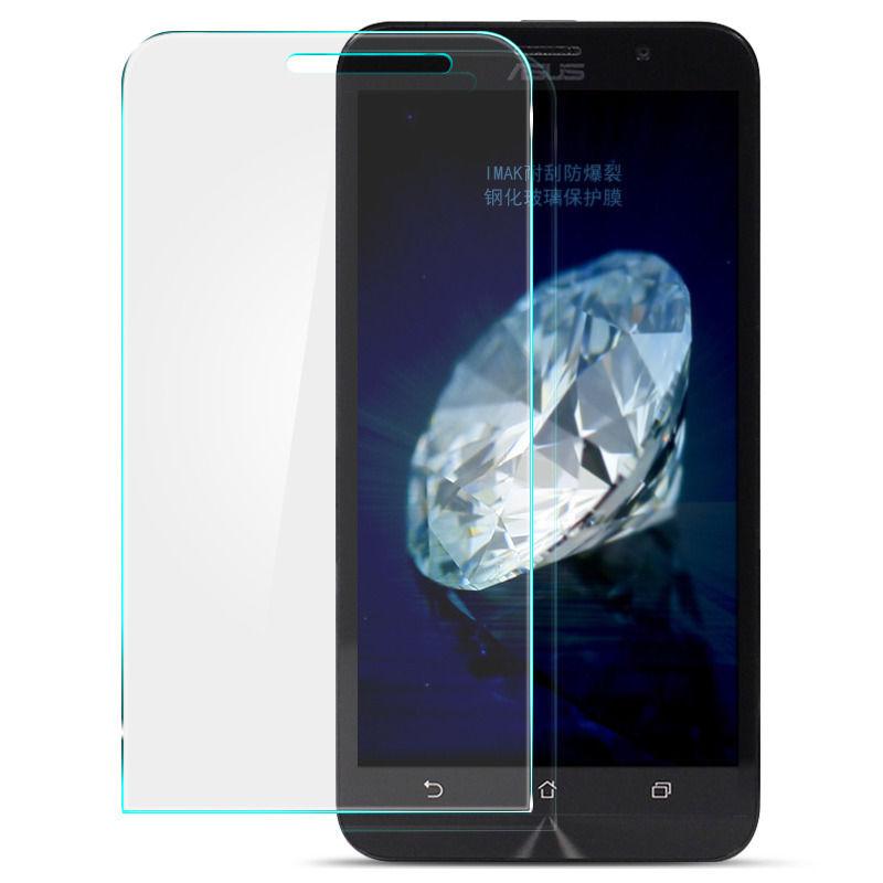 """Ochranné tvrzené sklo pro Asus Zenfone 2 ZE500CL s 5"""" displejem (Tvrzenné temperované ochranné sklo Asus Zenfone 2 ZE500CL s 5"""" displejem)"""