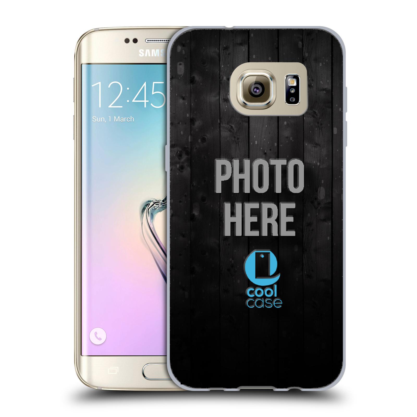 Silikonové pouzdro na mobil Samsung Galaxy S7 Edge s vlastním motivem (Kryt či obal s vlastní fotografií na mobilní telefon Samsung Galaxy S7 Edge SM-G935F)