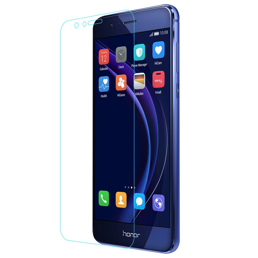 Ochranné tvrzené sklo Nillkin pro Huawei Honor 8 - na přední část displeje (Tvrzenné temperované ochranné sklo Huawei Honor 8 + folie na zadní část telefonu)