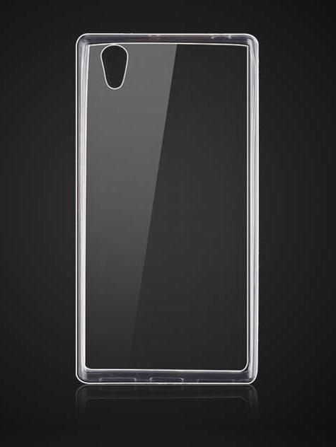 Silikonové pouzdro Ultra Thin 0,5 mm pro mobilní telefon Lenovo P70 Čiré (Silikonový kryt či obal na mobil Lenovo P70)