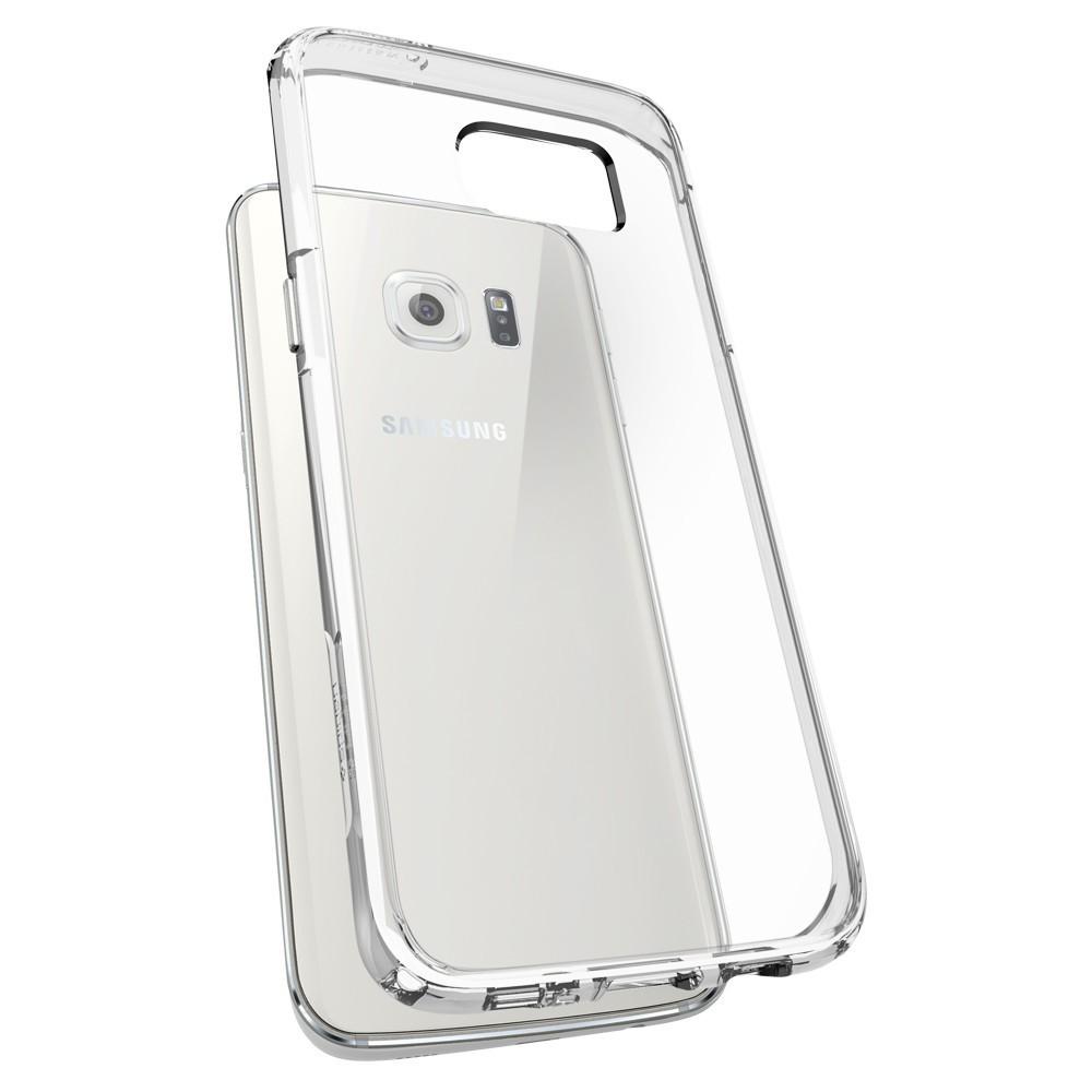 Silikonové pouzdro Ultra Thin 0,5 mm na mobil Samsung Galaxy S7 Edge Čiré (Silikonový kryt či obal na mobilní telefon v průhledném provedení Samsung Galaxy S7 Edge SM-G935F 0,5 mm čiré)