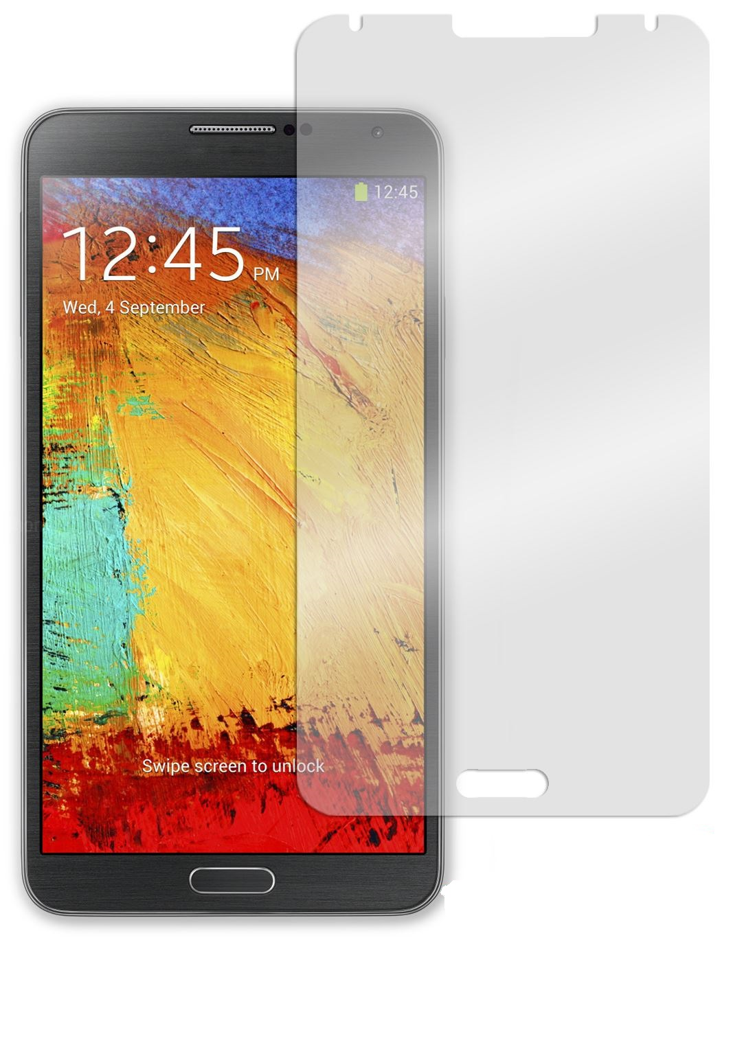 Ochranná fólie na displej Samsung Galaxy Note 3 Neo N7505 (2ks) (OCHRANNÁ FOLIE SAMSUNG N7505 GALAXY NOTE 3 NEO)
