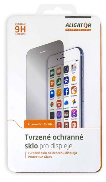 Ochranné tvrzené originální sklo na displej mobilu Aligator S4080 ... c7a156536f0