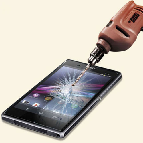 Ochranné temperované sklo pro Sony Xperia Z1 C6903 (Tvrzenné temperované ochranné sklo Sony Xperia Z1)