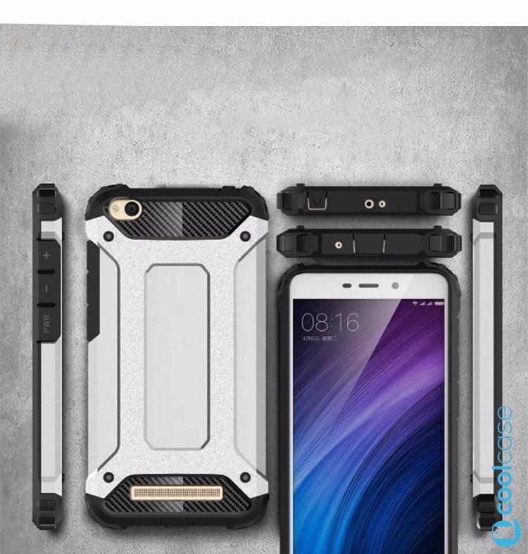 size 40 15b26 8cd6a Odolné pouzdro Forcell Armor na mobilní telefon Xiaomi Redmi 6A Černé