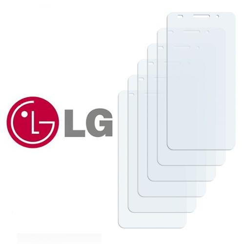Ochranná fólie na displej LG Optimus F6 D500 (1ks) (OCHRANNÁ FOLIE LG F6 D500)