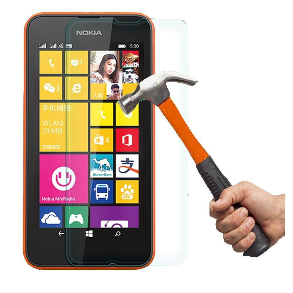Ochranné tvrzené sklo pro Nokia Lumia 530 (Tvrzenné ochranné sklo Nokia Lumia 530)