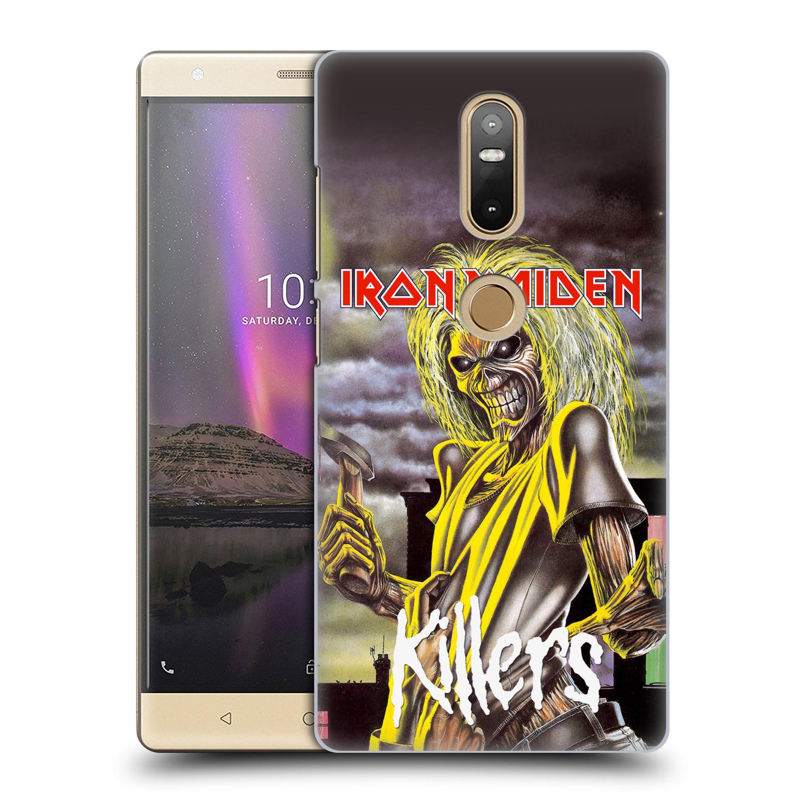 Plastové pouzdro na mobil Lenovo Phab 2 Plus - Head Case - Iron Maiden - Killers (Plastový kryt či obal na mobilní telefon Lenovo Phab 2 Plus Dual SIM s motivem Iron Maiden - Killers)