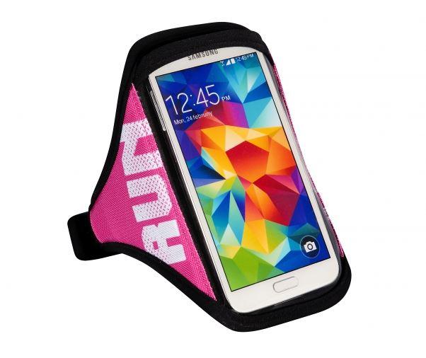 """Sportovní pouzdro na ruku Sport Arm SOX pro mobilní telefony do 5"""" RŮŽOVÉ (Pouzdro na běhání pro mobilní telefony do 5 palců)"""