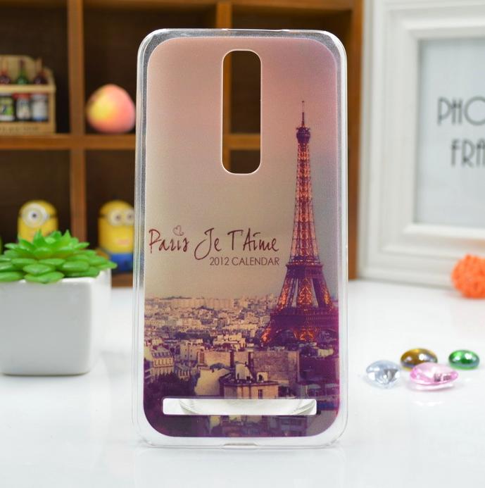Pouzdro na mobilní telefon Asus Zenfone 2 A551ML Eifelova Věž (Pouzdro, kryt či obal na mobil Asus Zenfone 2 A551ML)