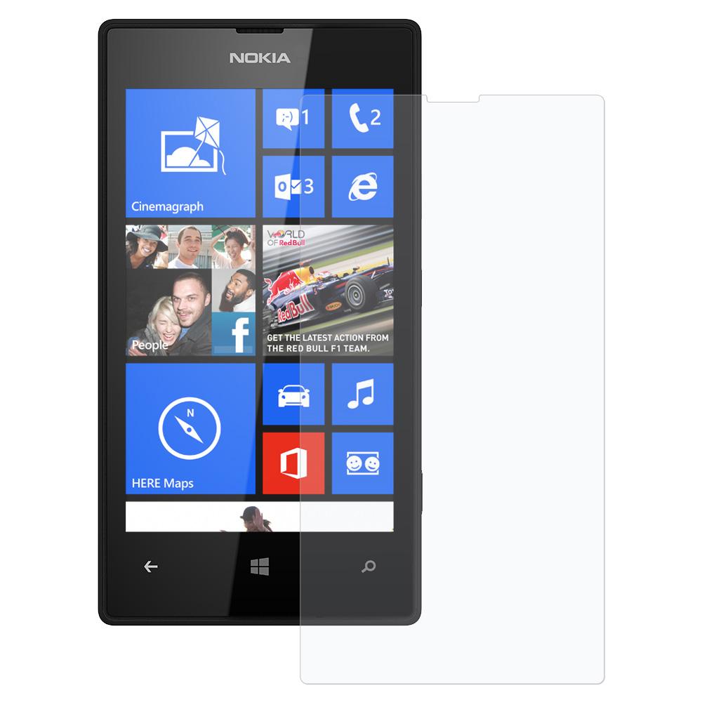 Ochranné tvrzené temperované sklo pro Nokia Lumia 520 (Tvrzenné ochranné sklo Nokia Lumia 520)