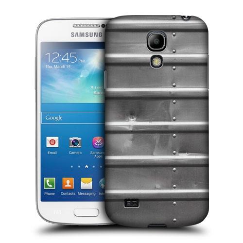 Pouzdro na mobil Samsung Galaxy S4 Mini HEAD CASE TRUCK PLECH (Kryt či obal na mobilní telefon Samsung Galaxy S4 Mini GT-i9195 / i9190)