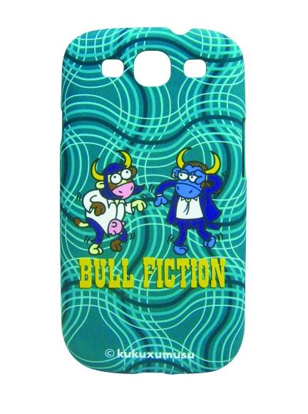 Pouzdro na mobil Samsung Galaxy S3 Neo KUKUXUMUSU Bull Fiction (Kryt či obal na mobilní telefon Samsung Galaxy S3 Neo GT-i9301i + fólie na displej)