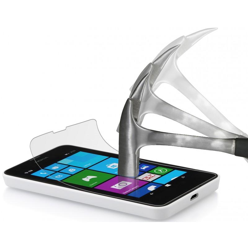 Ochranné tvrzené temperované sklo pro Nokia Lumia 630 / 635 (Tvrzenné ochranné sklo Nokia Lumia 630 / 635)