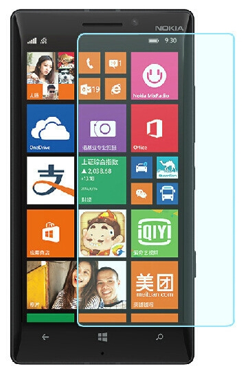 Ochranné tvrzené sklo pro Nokia Lumia 930 na rovnou část displeje (Tvrzenné ochranné sklo Nokia Lumia 930)