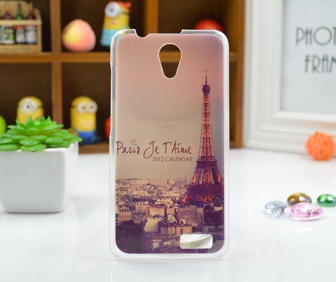 Pouzdro na mobilní telefon Lenovo A319 Eifelova Věž (Kryt či obal na mobil Lenovo A319)
