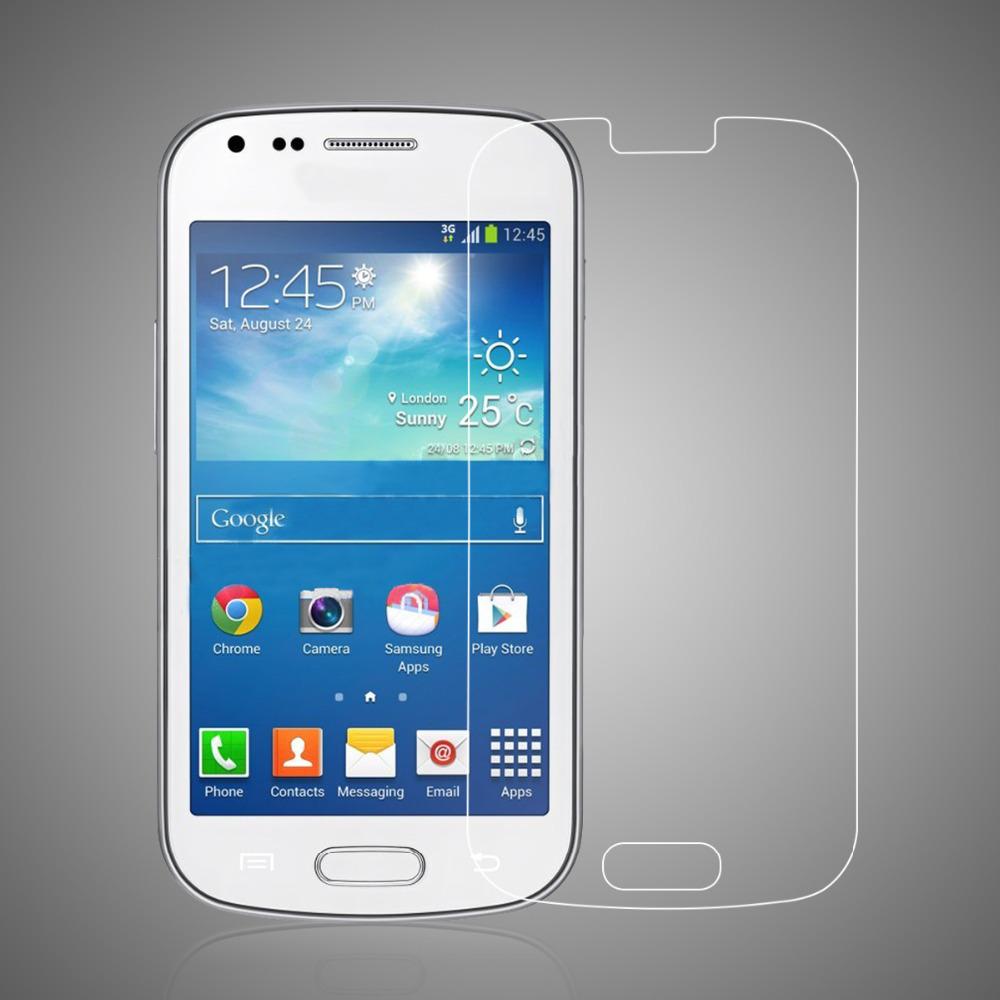Ochranné tvrzené sklo na displej pro SAMSUNG GALAXY Trend / Trend Plus (Tvrzenné ochranné sklo Samsung Galaxy Trend, Trend Plus)