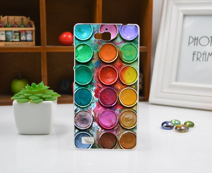 Plastové pouzdro na mobilní telefon Honor 3C Paleta Barev (Kryt či obal na mobil Honor 3C )