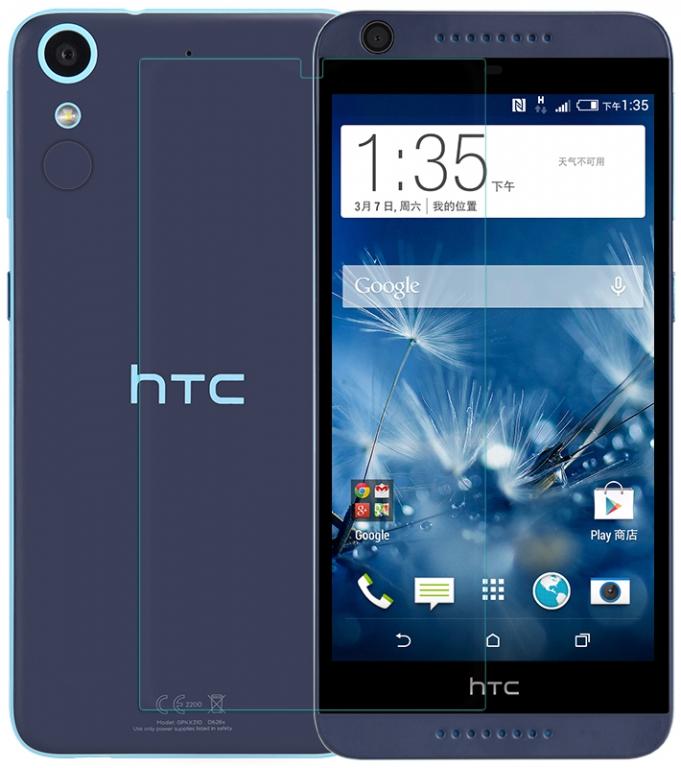 Ochranné tvrzené sklo na displej pro HTC Desire 626 / 626G DUAL SIM (Tvrzenné ochranné sklo HTC Desire 626 / 626G DUAL SIM)