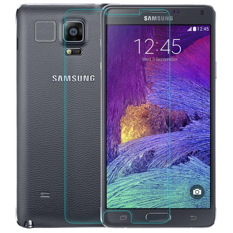 Ochranné tvrzené sklo na displej pro Samsung Galaxy Note 4 N910 (Tvrzenné ochranné sklo Samsung Galaxy Note 4)