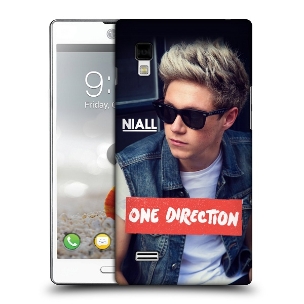 Plastové pouzdro na mobil LG Optimus L9 P760 HEAD CASE One Direction - Niall (Kryt či obal One Direction Official na mobilní telefon LG Optimus L9 P760)