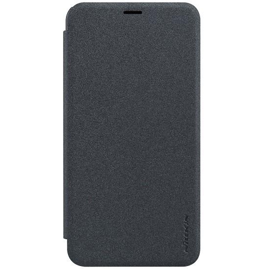 Flipové pouzdro na mobil Nillkin Sparkle Meizu Note 2 Černé (Flip vyklápěcí kryt či obal na mobil Meizu Note 2)