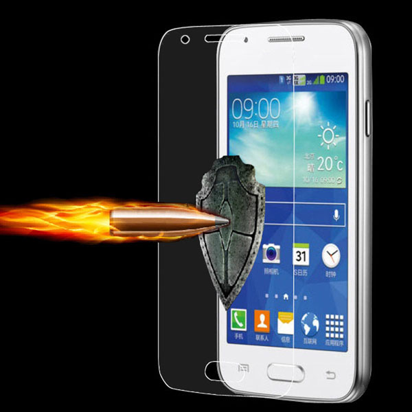Ochranné tvrzené sklo pro Samsung Galaxy Ace 4 G357 (Tvrzenné temperované ochranné sklo Samsung Galaxy Ace 4)