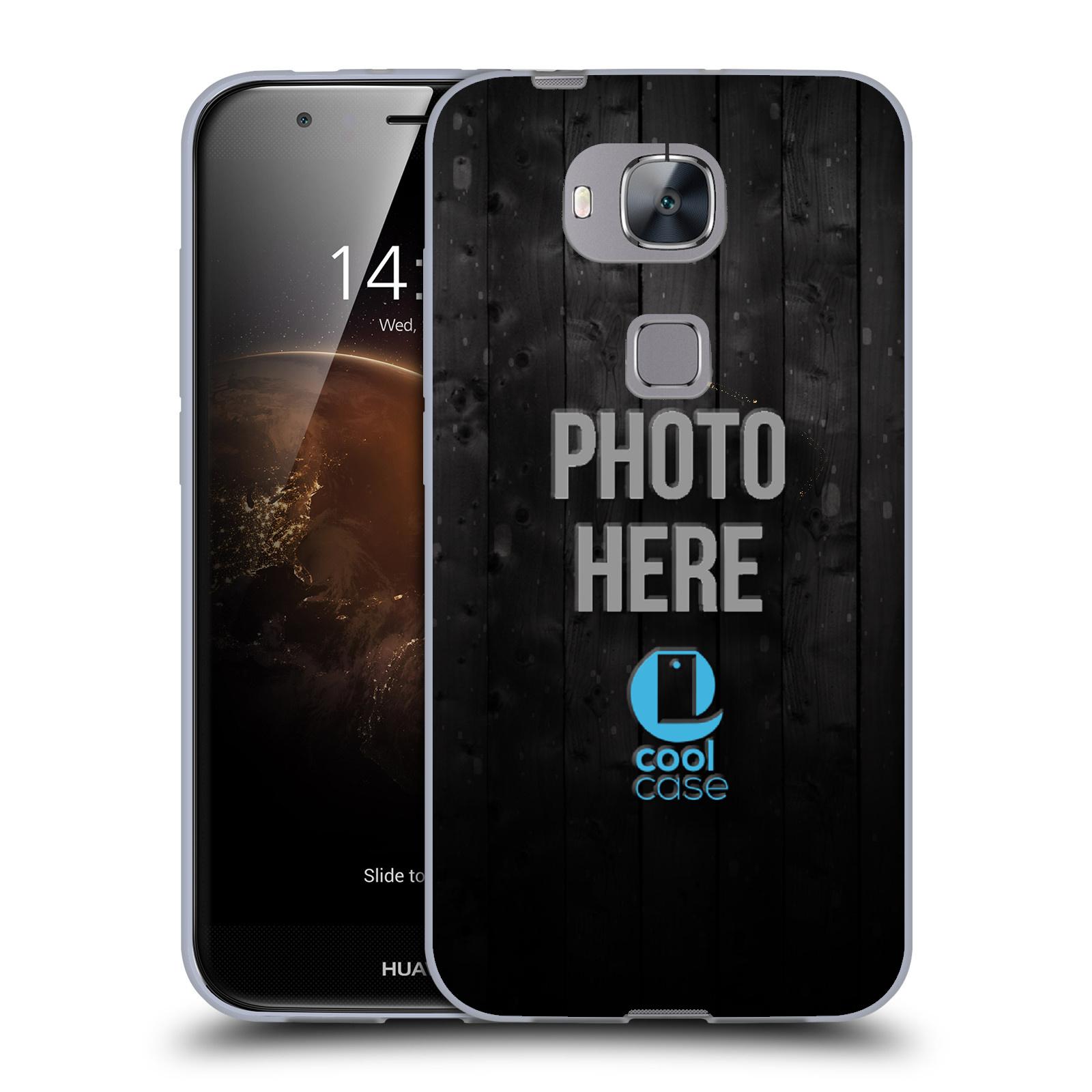 Silikonové pouzdro na mobil Huawei G8 / GX8 HEAD CASE s vlastním motivem (Silikonový kryt či obal s vlastní fotografií na mobilní telefon Huawei Ascend G8 (Rio))
