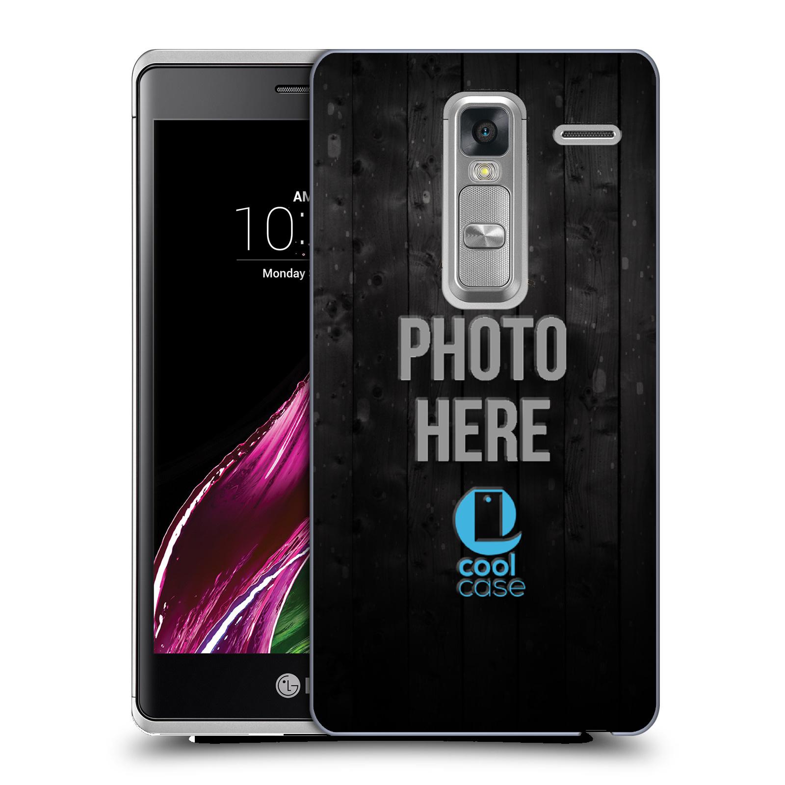 Plastové pouzdro na mobil LG Zero HEAD CASE s vlastním motivem (Kryt či obal s vlastní fotografií na mobilní telefon LG Zero H650E / Classic)