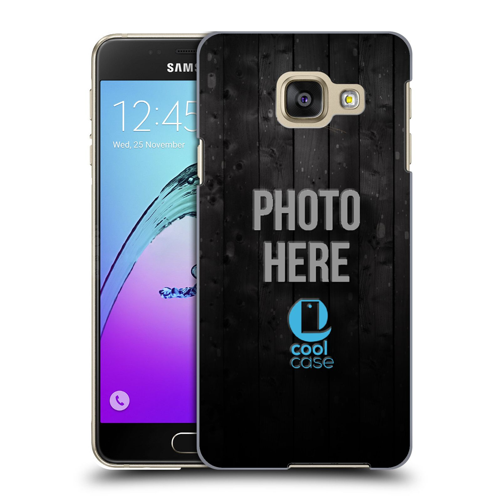 Silikonové pouzdro na mobil Samsung Galaxy A3 (2016) HEAD CASE s vlastním  motivem 24cc1494386