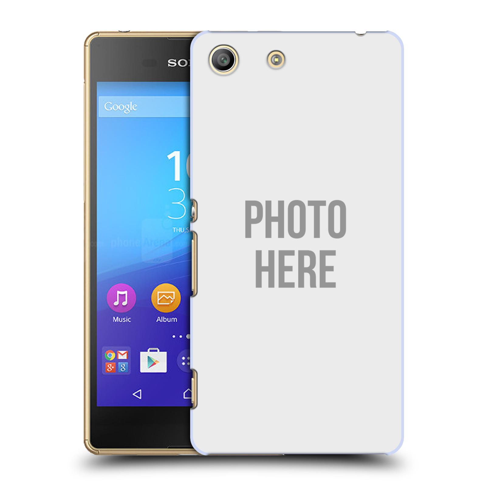 Silikonové pouzdro na mobil Sony Xperia M5 HEAD CASE s vlastním motivem (Silikonový kryt či obal s vlastní fotografií na mobilní telefon Sony Xperia M5 Dual SIM / Aqua)