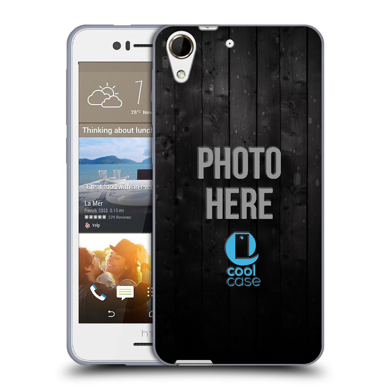 Silikonové pouzdro na mobil HTC Desire 728G Dual SIM HEAD CASE s vlastním motivem (Silikonový kryt či obal s vlastní fotografií na mobilní telefon HTC Desire 728 G Dual SIM)