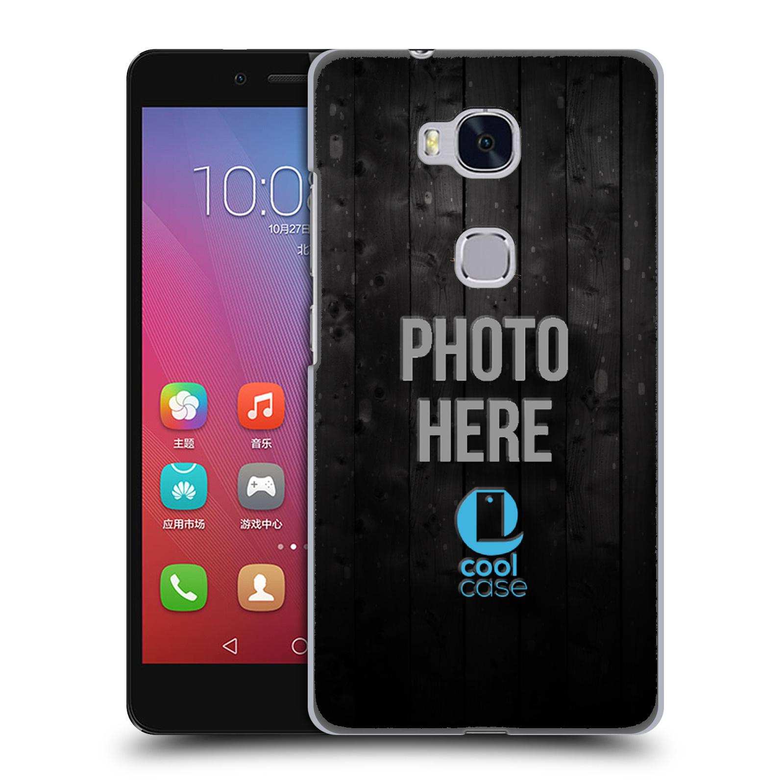 Silikonové pouzdro na mobil Honor 5X HEAD CASE s vlastním motivem (Silikonový kryt či obal s vlastní fotografií na mobilní telefon Huawei Honor 5X)