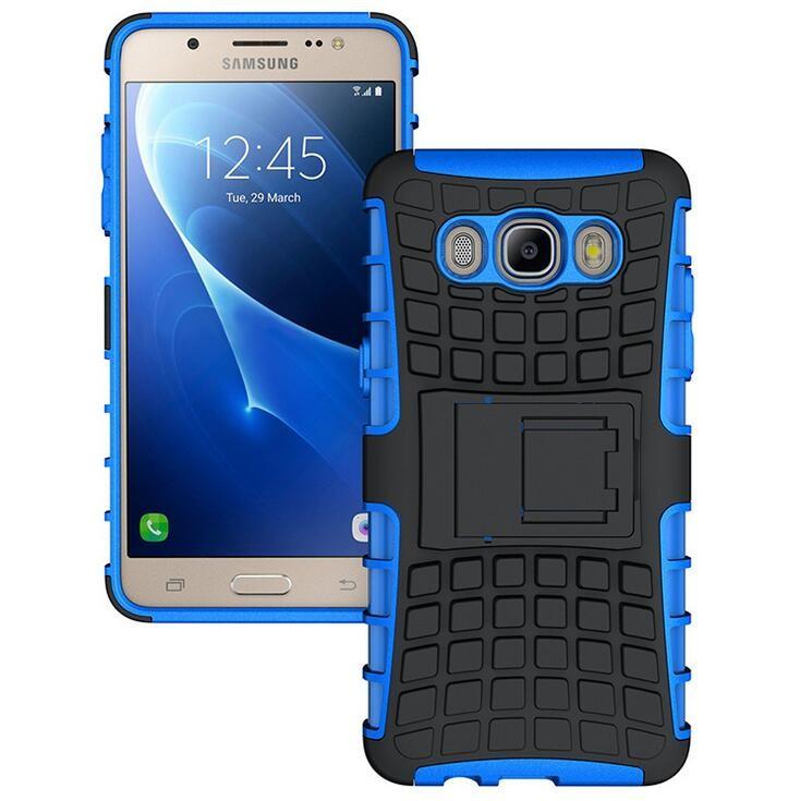 Odolné pouzdro PANZER CASE na mobilní telefon Samsung Galaxy J5 (2016) Modré