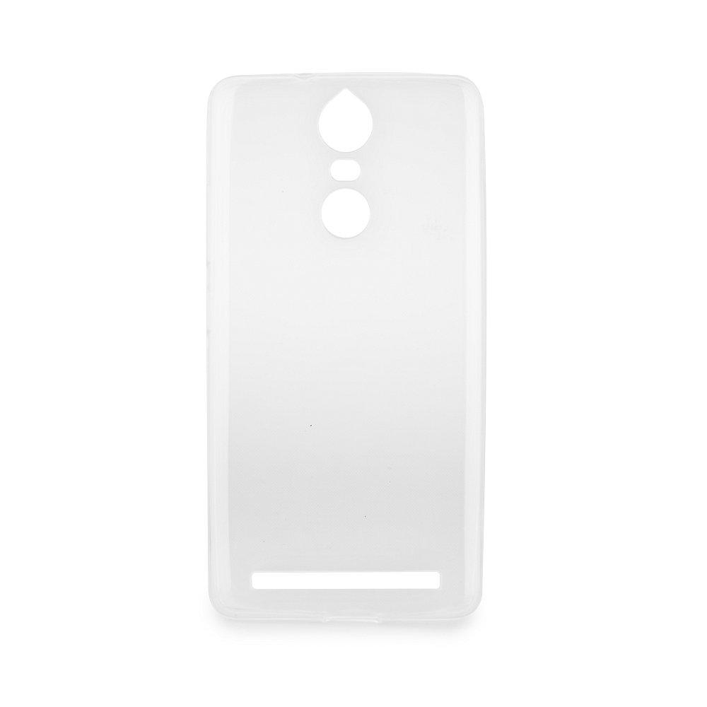 Silikonové pouzdro Thin 0,3 mm pro mobilní telefon Lenovo Vibe K5 Note čiré (Silikonový kryt či obal na mobil Lenovo Vibe K5 Note)