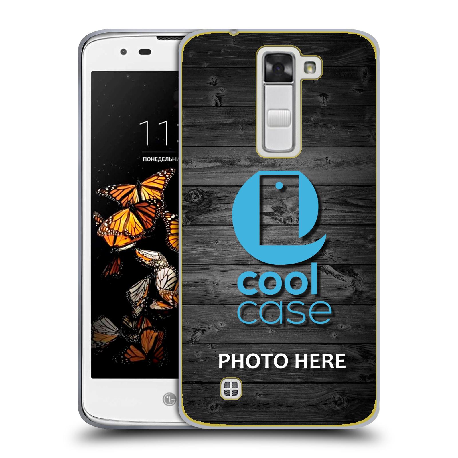 Silikonové pouzdro na mobil LG K8 HEAD CASE s vlastním motivem (Silikonový kryt či obal s vlastní fotografií na mobilní telefon LG K8 K350)