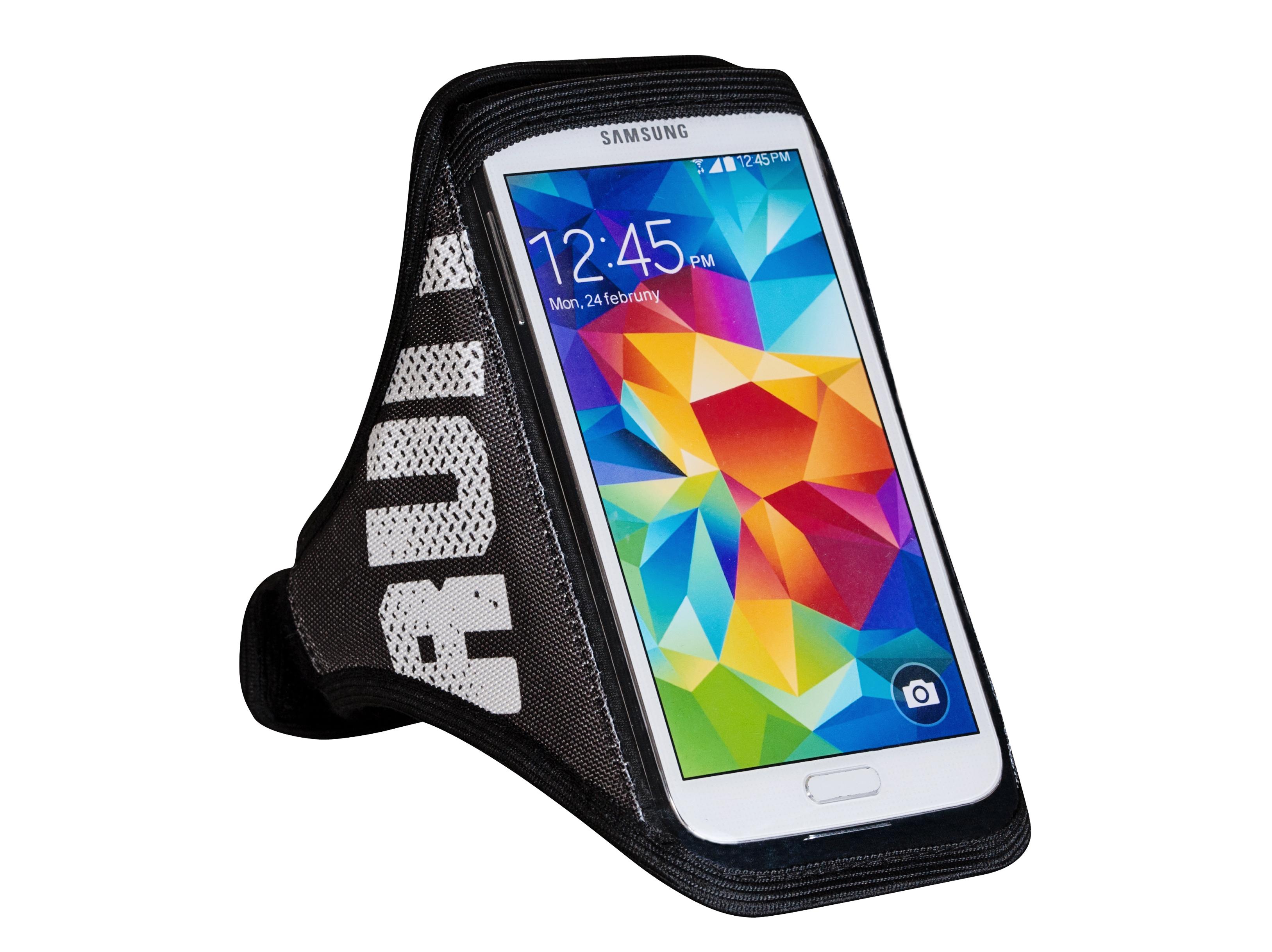 """Sportovní pouzdro na ruku Sport Arm SOX pro mobilní telefony do 5"""" ČERNÉ (Pouzdro na běhání pro mobilní telefony do 5 palců)"""