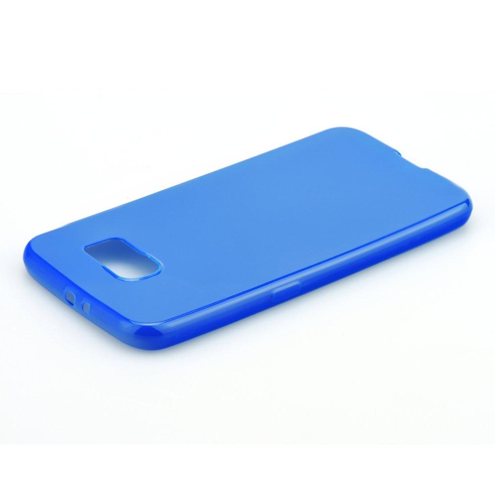 Silikonové pouzdro na mobil LG K5 modré (Silikonové pouzdro na mobil LG K5 modré)