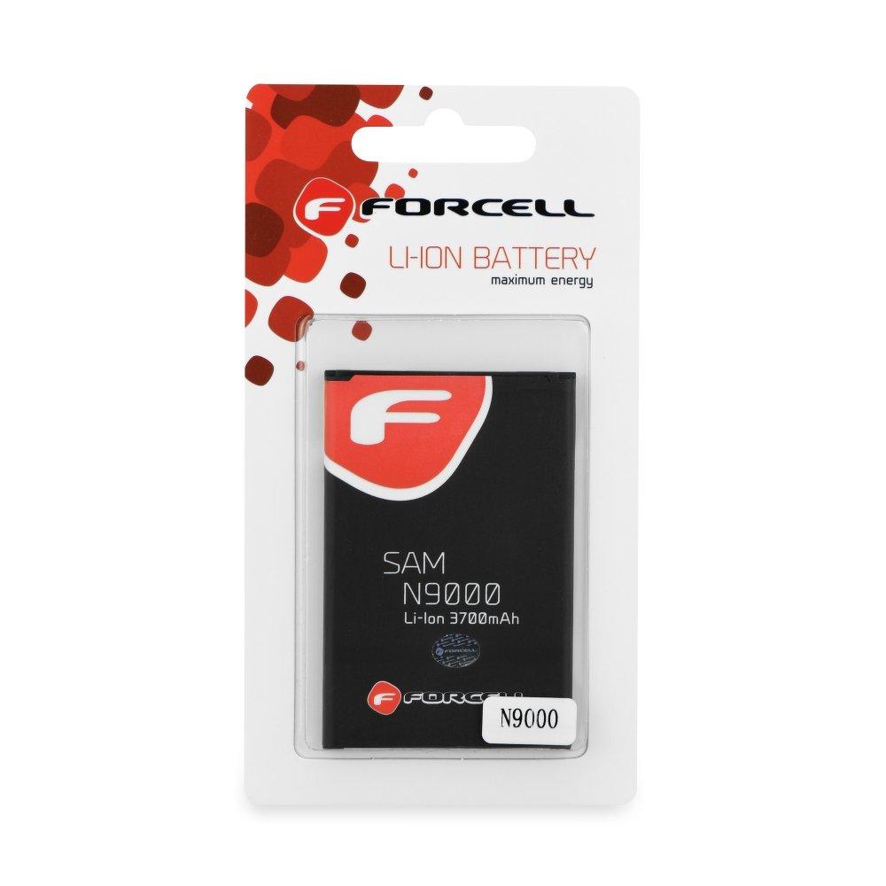 Náhradní baterie Forcell pro SAMSUNG Galaxy Note 3 (N9005) 3700 mAh Li-Ion HQ (Kompatibilní baterie pro mobilní telefony Samsung)