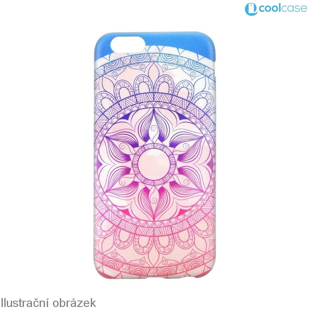 Silikonové pouzdro ART CASE pro mobilní telefon Huawei P9 Lite květ mandala (Silikonový kryt či obal na mobil Huawei P9 LITE)
