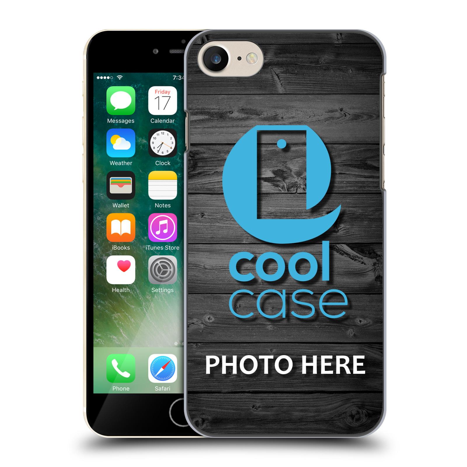 Silikonové pouzdro na mobil Apple iPhone 7 HEAD CASE s vlastním motivem (Silikonový kryt či obal s vlastní fotografií na mobilní telefon Apple iPhone 7)