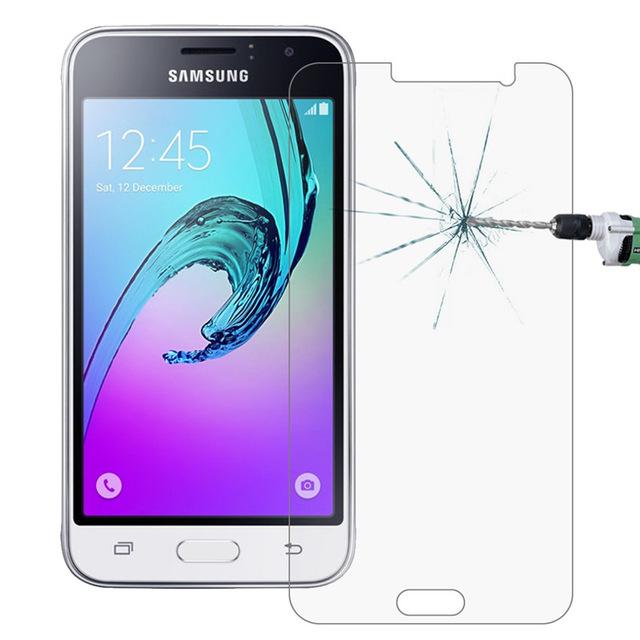 Ochranné tvrzené sklo pro Samsung Galaxy J1 (2016) (Tvrzenné temperované ochranné sklo Samsung Galaxy J1 (2016))