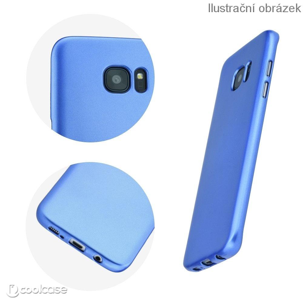 Silikonové pouzdro pro mobilní telefon Huawei Y6 II Modré (Silikonový kryt či obal na mobil Huawei Y6 II)