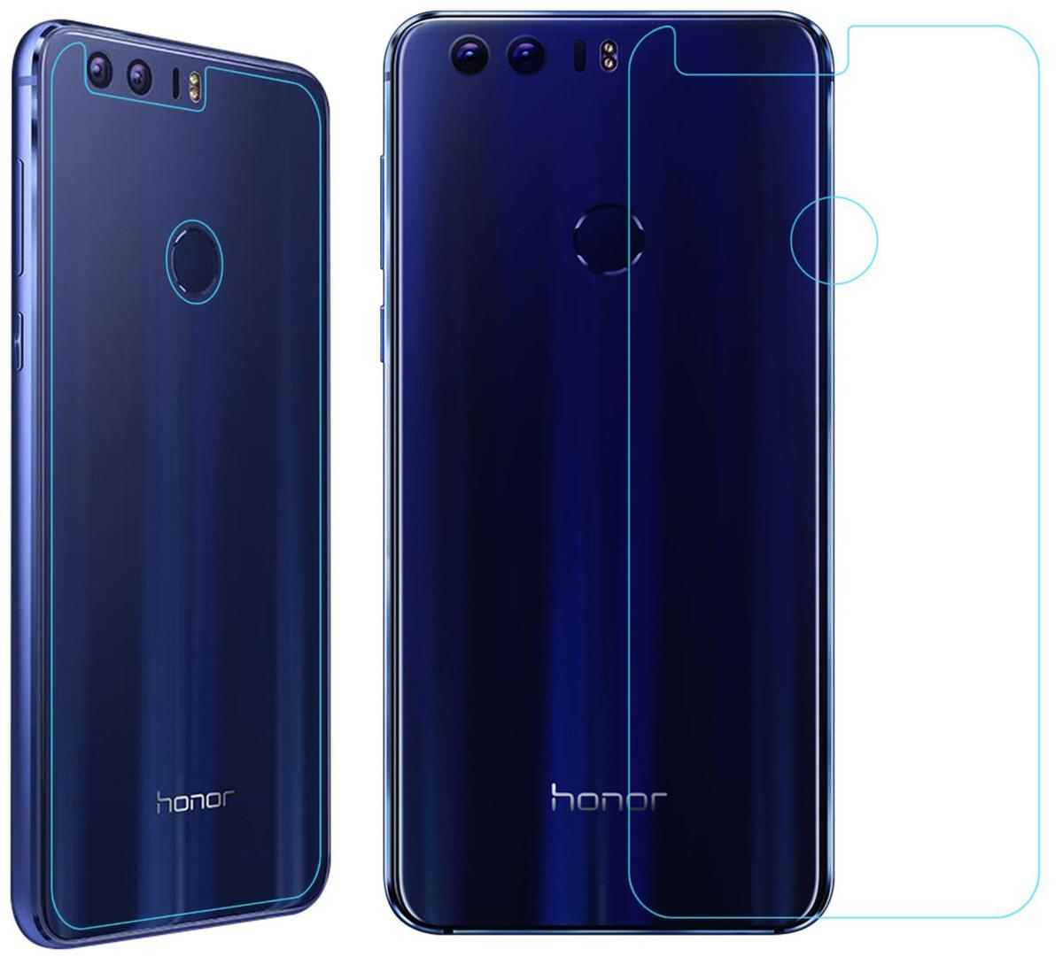 Ochranné tvrzené temperované sklo Nillkin pro Huawei Honor 8 - zadní část (Tvrzenné temperované ochranné sklo Huawei Honor 8)