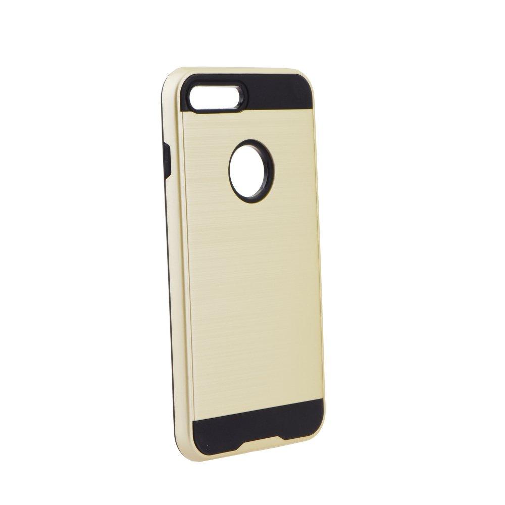Odolné pouzdro MOTO CASE Panzer na mobilní telefon Apple iPhone 6 / 6S Zlatavé (Odolný kryt či obal na mobil Apple iPhone 6 a 6S)