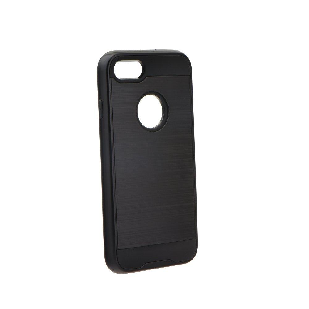 Odolné pouzdro MOTO CASE Panzer na mobilní telefon Apple iPhone 6 / 6S Černé (Odolný kryt či obal na mobil Apple iPhone 6 a 6S)