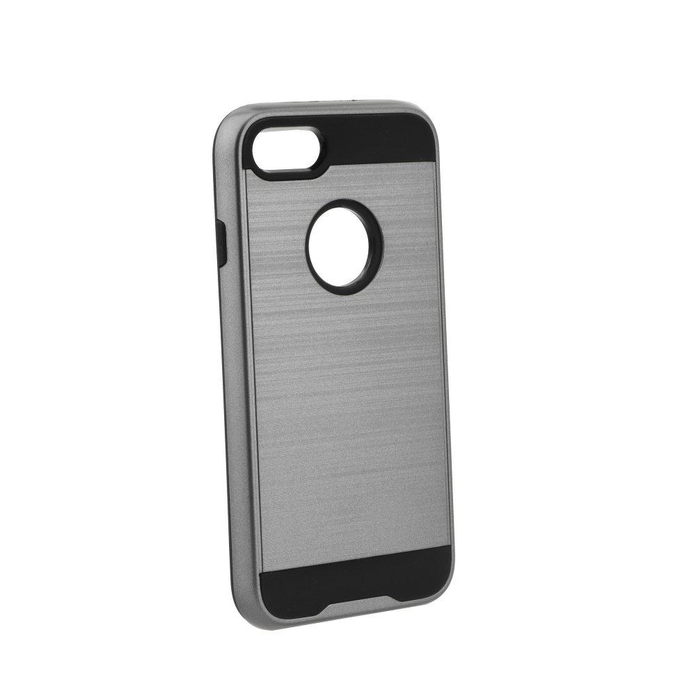 Odolné pouzdro MOTO CASE Panzer na mobilní telefon Apple iPhone 6 / 6S Šedé (Odolný kryt či obal na mobil Apple iPhone 6 a 6S)