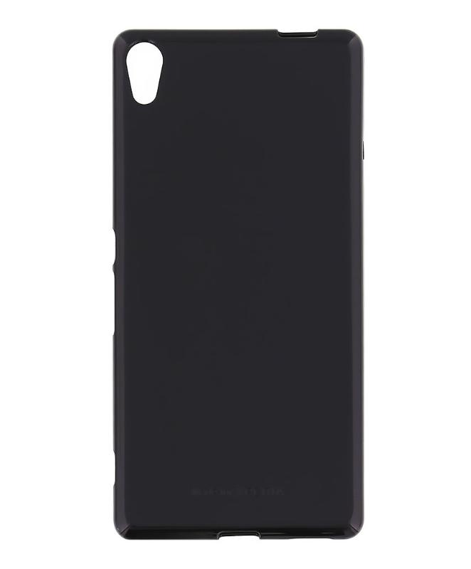 Silikonové pouzdro ROXFIT SIM1466B na mobil Sony Xperia XA Ultra černé (Silikonový kryt či obal na mobilní telefon v průhledném provedení Sony Xperia XA ULTRA)